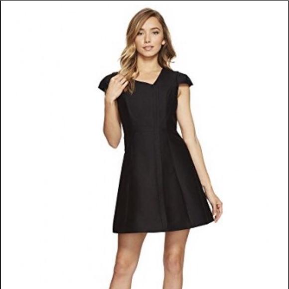 ff5cd0abe5fb Halston Heritage Dresses   Cap Sleeve Vneck Structured Dress   Poshmark